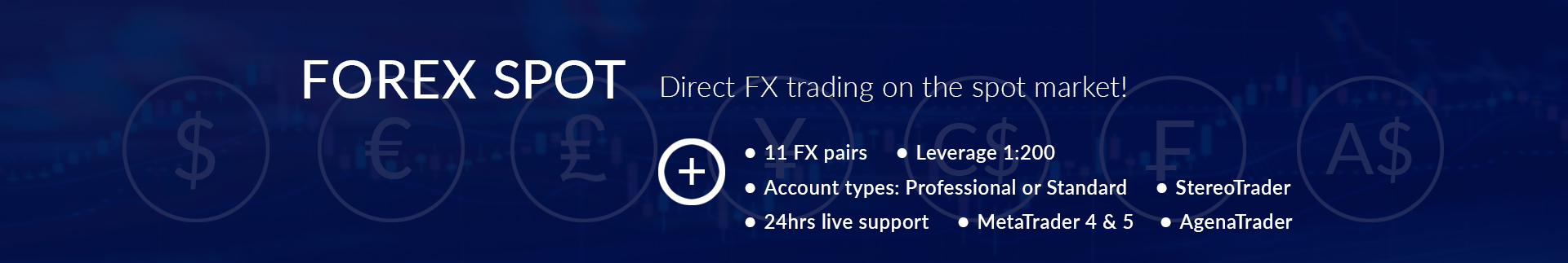 What is spot forex